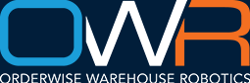 Funding Warehouse Robotics with Orderwise Logo